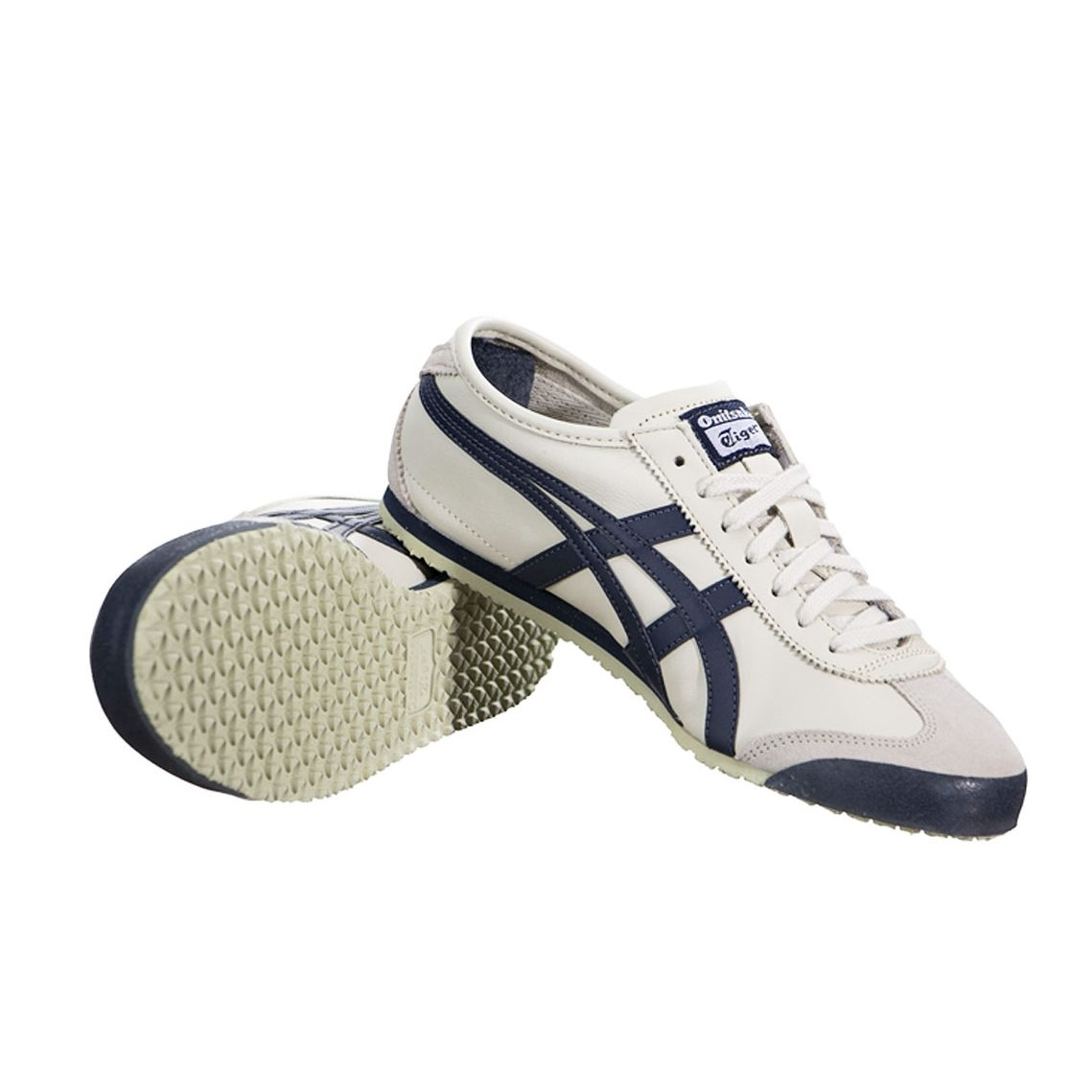 on sale be521 635bf Onitsuka Tiger Mexico 66 Birch/Ink/Latte Women's