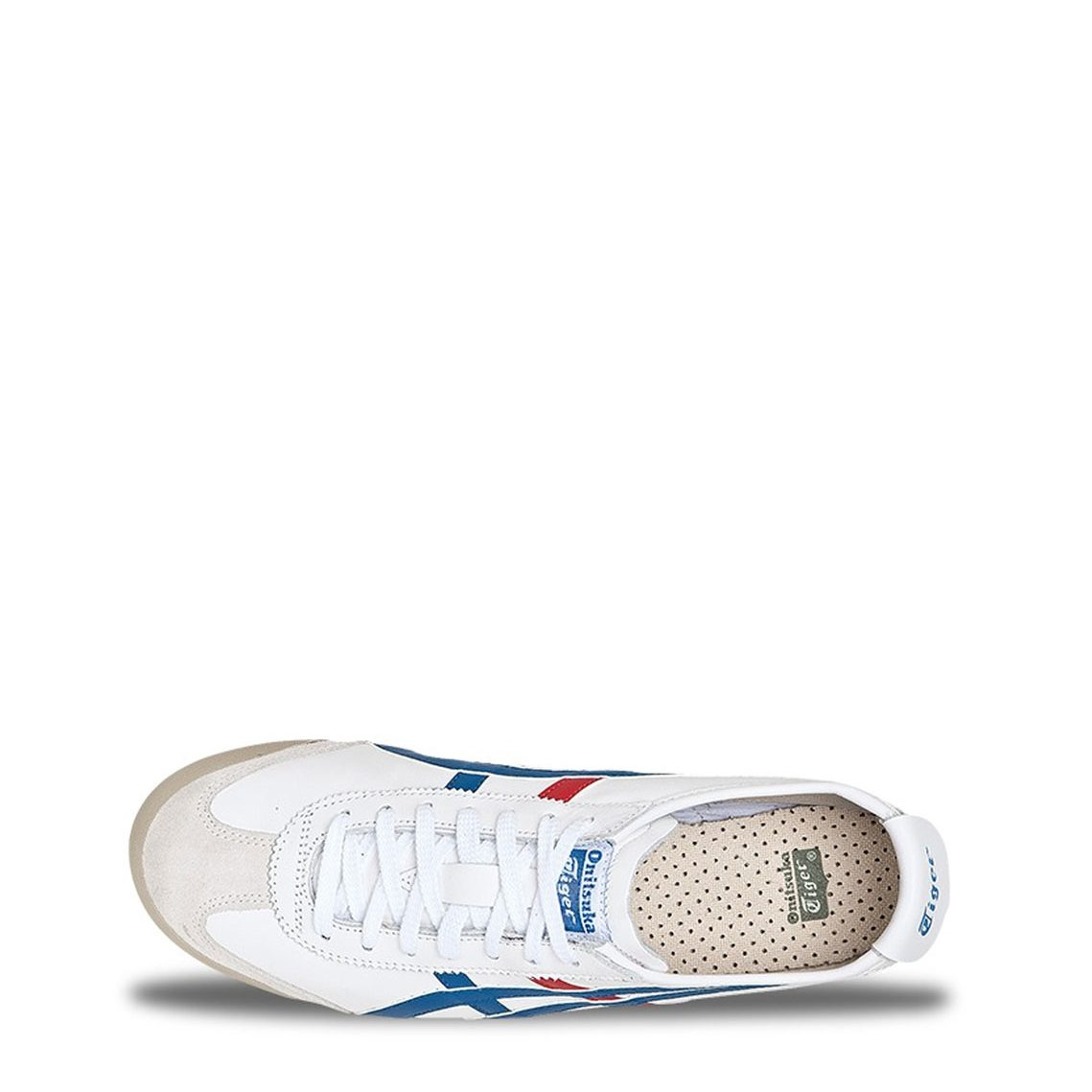huge discount 9b77f 348dd Onitsuka Tiger Mexico 66 White/Blue Women's