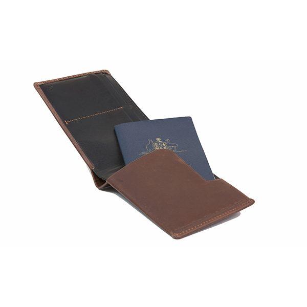 Bellroy Travel Wallet Cocoa