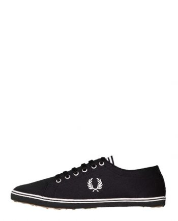 Fred-Perry-Kingston-Twill-Black-3