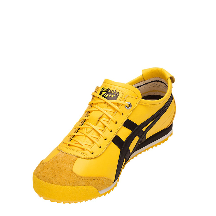 new products 62953 a9881 Onitsuka Tiger Mexico 66 SD Tai Chi Yellow/Black Women's