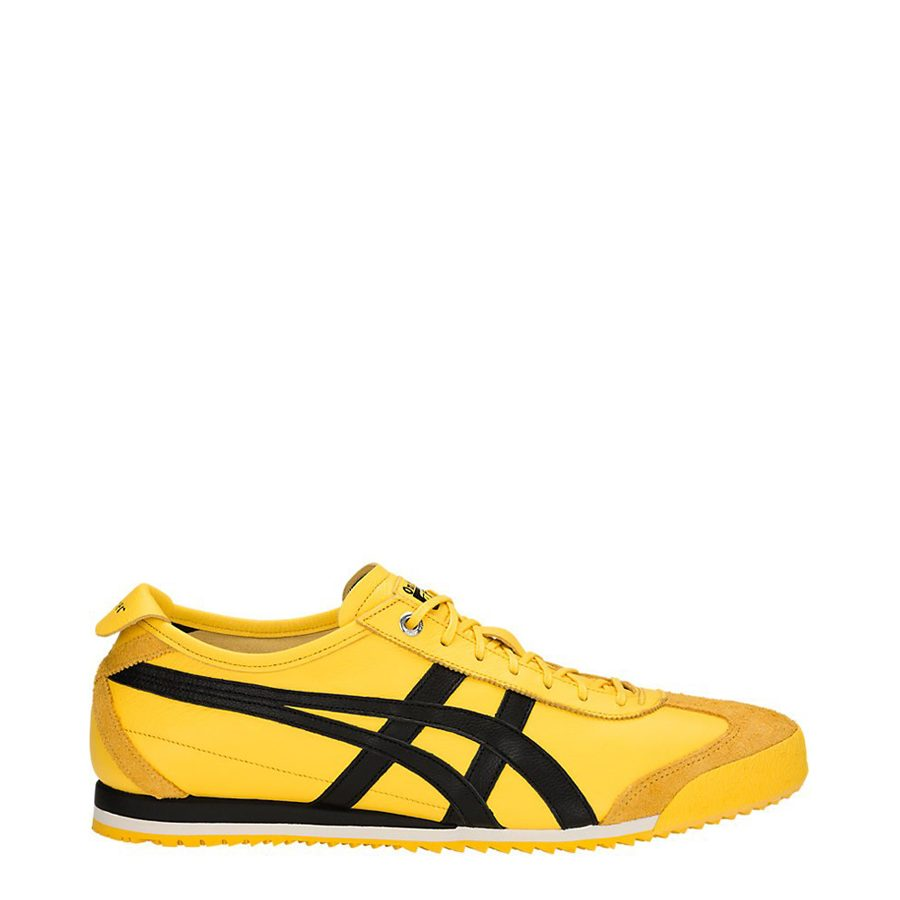 new products 2460d b12bf Onitsuka Tiger Mexico 66 SD Tai Chi Yellow/Black Women's