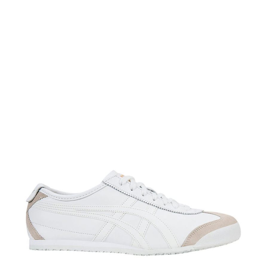 differently 35d7a 1afc3 Onitsuka Tiger Mexico 66 White/White Women's