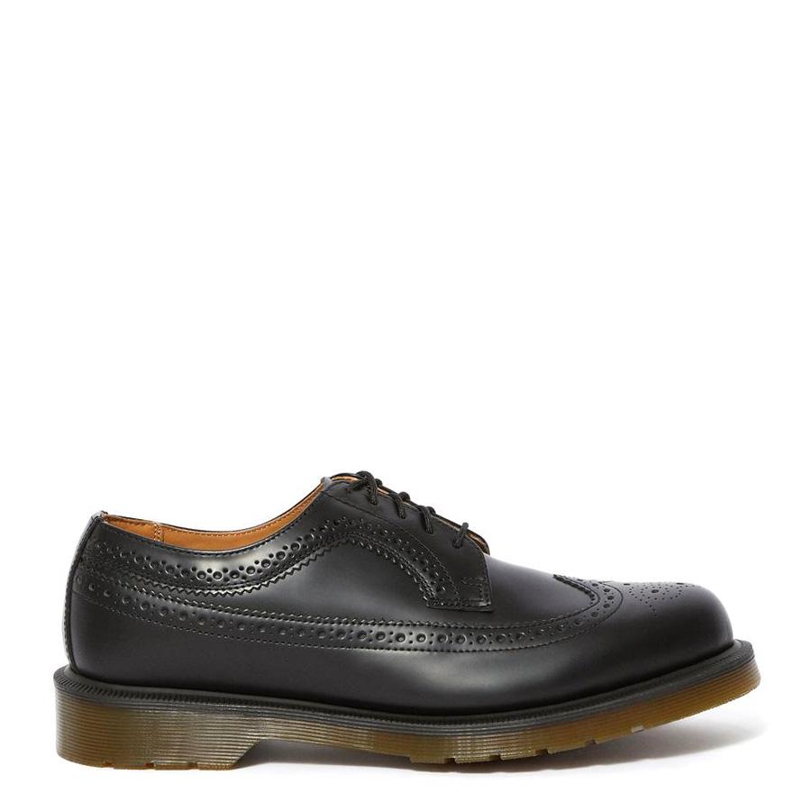 Dr Martens 3989 Black Smooth Aversa Shoes S.r.l.
